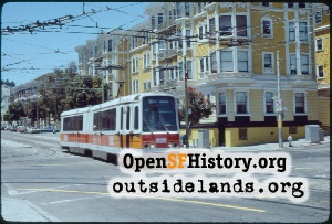 Duboce & Church,Jul 1984