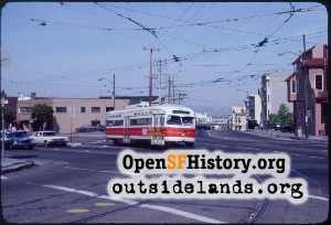 Duboce & Market,Jun 1982
