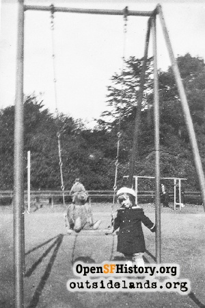 Golden Gate Park,1920