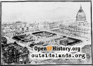 Civic Center Proposal,1914