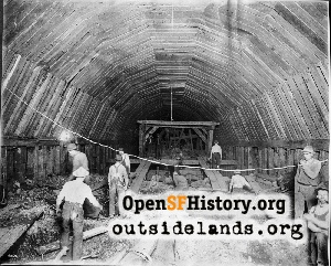 Twin Peaks Tunnel Construction