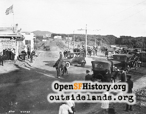 Sloat & Great Highway,1920
