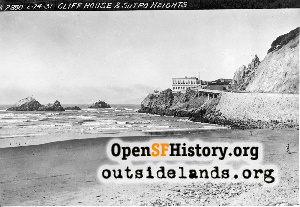 Cliff House,1931