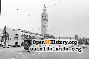 Ferry Building,1946