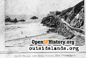 Cliff House,1888