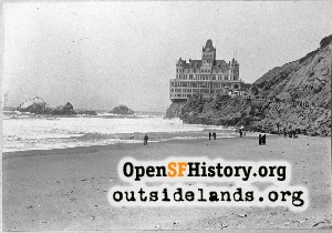 Cliff House & Seal Rocks,1900
