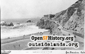 Cliff House & Seal Rock,1890