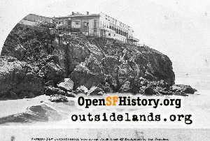 First Cliff House,1880