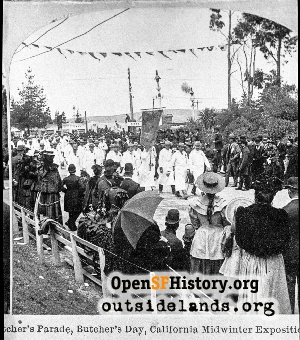 1894 Midwinter Fair,1894