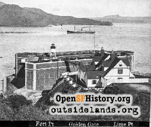 Fort Point,1890