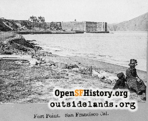 Fort Point,1888