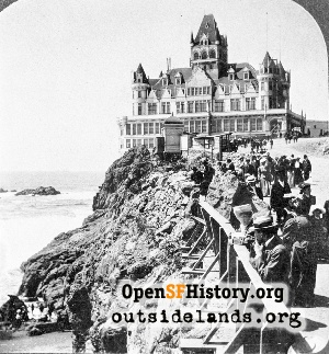 Second Cliff House,1903