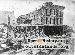 1868 Earthquake