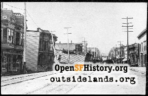 Valencia & 19th,Apr 1906