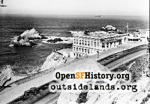 Cliff House,1940