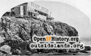 First Cliff House,1875
