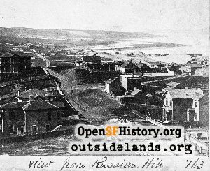 View from Russian Hill,1865