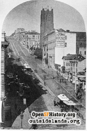 California & Kearny,1878