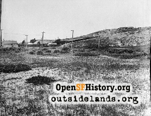 45th near Point Lobos,1910