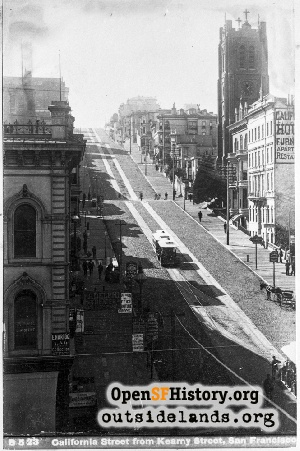 California & Kearny,1883