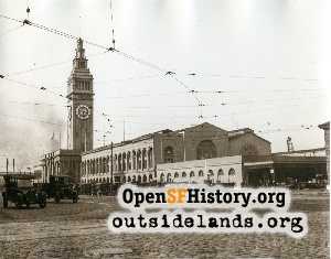 Ferry Building,1924