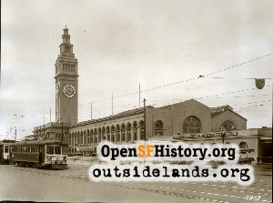 Ferry Building,1925