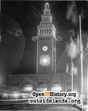 Ferry Building,1920
