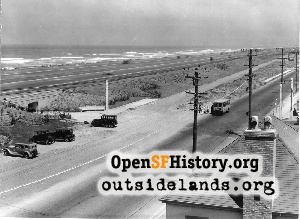 Taraval & Lower Great Hwy,1930