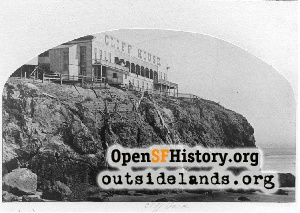 First Cliff House,1870