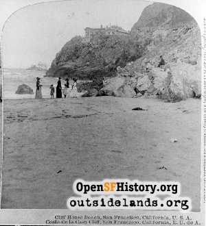 First Cliff House,1890