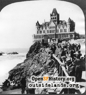 Second Cliff House,1900