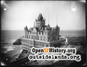 2nd Cliff House,1905