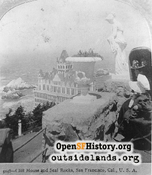 Second Cliff House,1900c