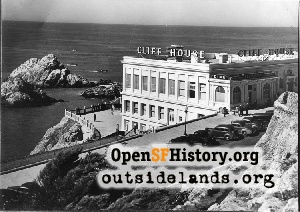 Third Cliff House,1937