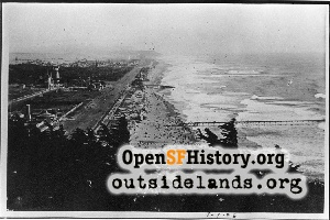 View S from Sutro Heights,1906