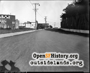 Point Lobos Ave,1921