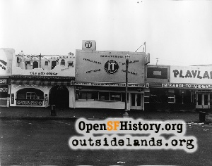 Playland at the Beach,1955