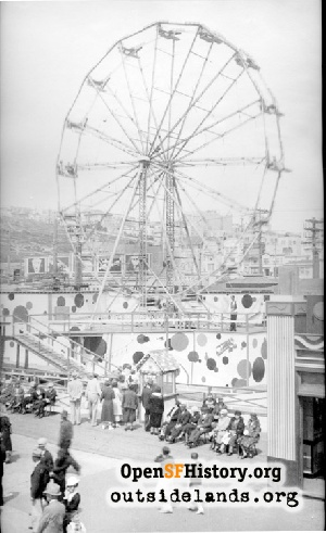 Playland at the Beach,1930