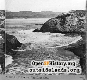 Point Lobos and Marin Headlands,1870c