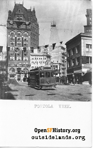 3rd near Market,Oct 1909