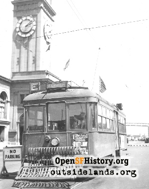 Embarcadero & Clay,Jun 1946