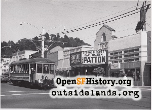 West Portal & Vicente,Aug 1970