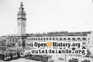 Ferry Building,1932