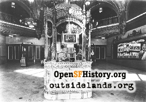 Golden Gate Theatre,Nov 1941