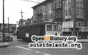 6th & Geary,Jul 1948