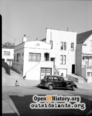 28th near Dolores,1951