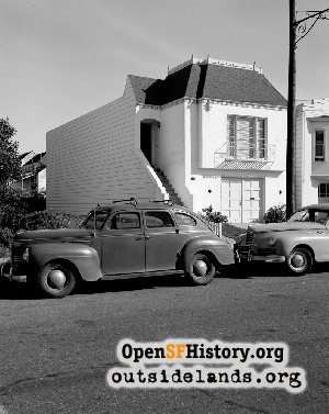 24th Ave near Irving,1951