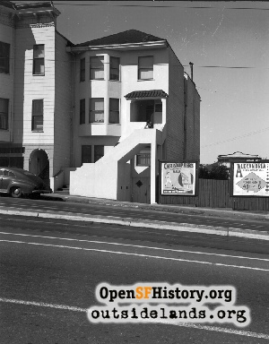 2336 Geary Blvd,1951