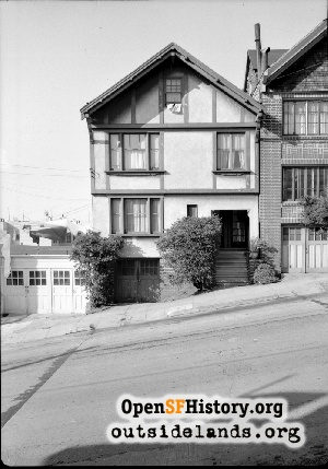 18th near Potrero,1951