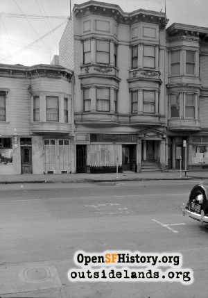 243 Duboce,1951
